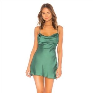 Lovers + Friends Boa Mini Dress M